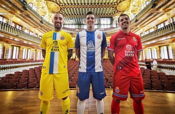 Kelme apuesta por el Espanyol para potenciar su expansión internacional