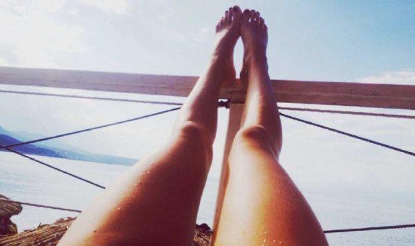 Los cinco mejores ejercicios para evitar las piernas hinchadas en verano