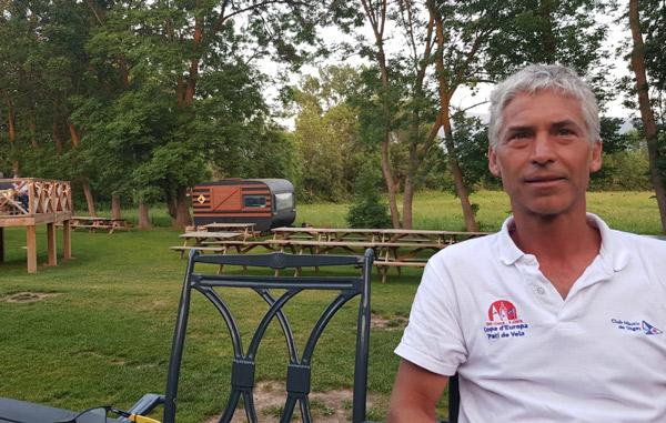 Marc Serra, nuevo comodoro del Club Náutico Sitges