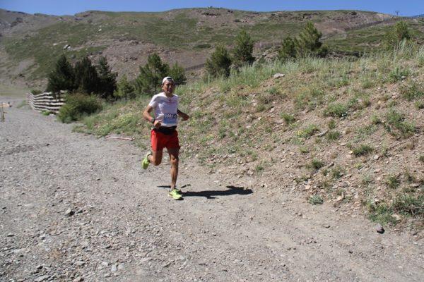 Miguel Heras vuelve a ganar la Ultra Trail Sierra Nevada