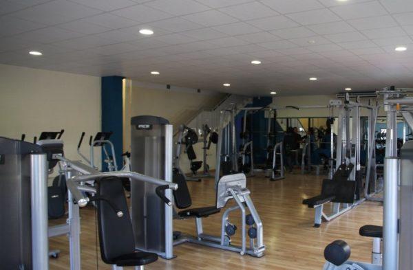 Arges Fitness instala el gimnasio de los bomberos de Sabadell