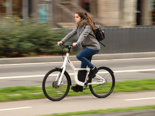 Diseñan una e-bike urbana que se adapta a la potencia de cada ciclista