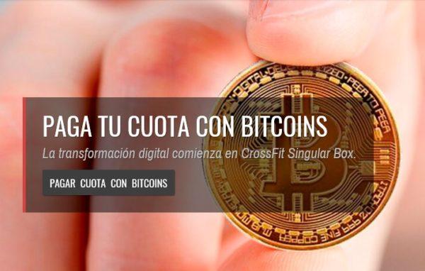 El pago con criptomonedas llega a los gimnasios españoles