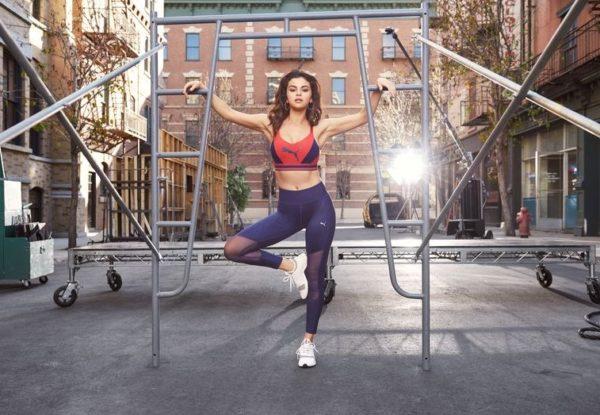Puma y Selena Gómez presentan las nuevas zapatillas Amp XT