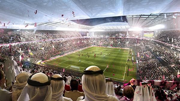 """Pronostican que el próximo Mundial de Qatar 2022 será """"terrorífico"""" en ventas"""