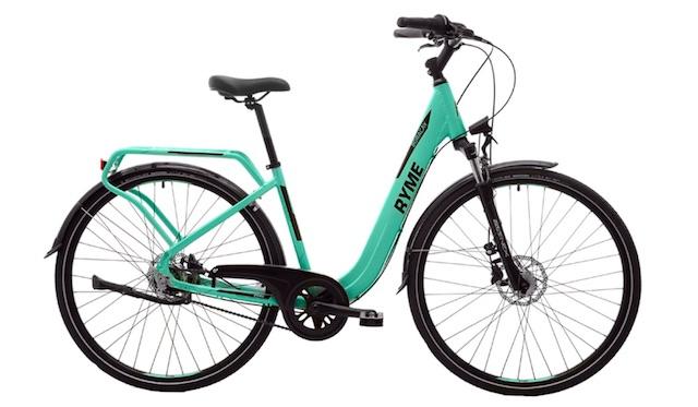 RymeBikes presenta su gama de bicicletas urbanas
