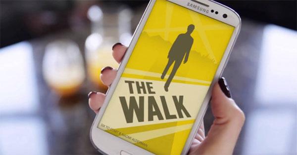 The Walk, la app motivacional que invita a correr para salvar el mundo