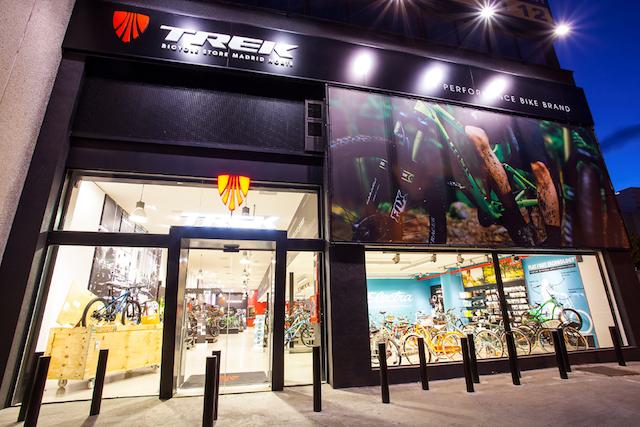 Trek busca personal para sus concept stores en Madrid