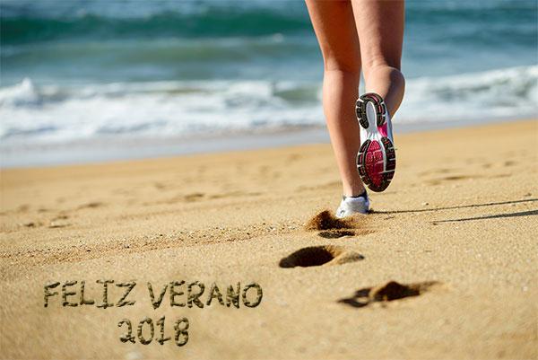Cmdsport Running os desea un ¡feliz Verano 2018!