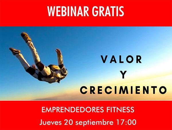 Chano Jiménez diseña una formación para emprendedores del fitness