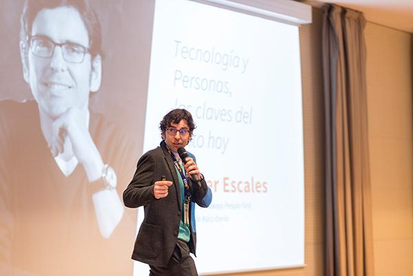 """Xavi Escales: """"El consumidor busca productos de empresas auténticas, humanas y con valores"""""""