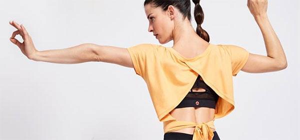 La marca de ropa de yoga Ykile lanza su primera colección