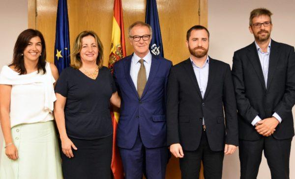 4,4 millones de euros para los deportistas de Canarias, Baleares, Ceuta y Melilla
