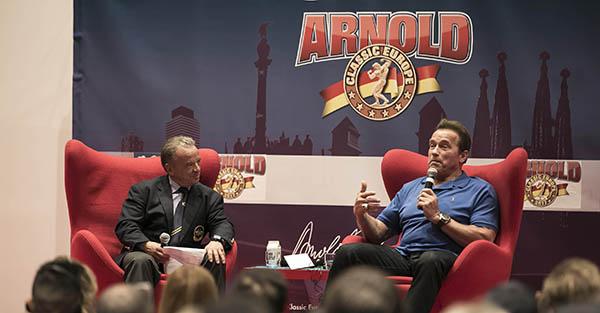 Arnold Classic Europe potencia su oferta corporativa con una jornada de networking