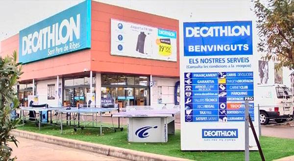 Decathlon España superó los 120 millones de euros de beneficios en 2017