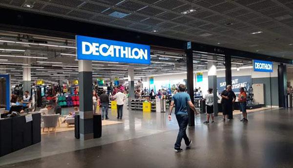 Decathlon adquiere la cadena suiza Athleticum