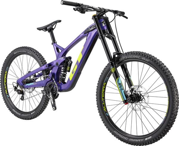 GT Bicycles lanza una nueva generación de su emblemática 'Fury'
