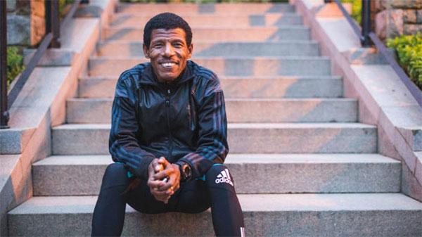 Gebrselassie pone fecha a la bajada de dos horas en maratón
