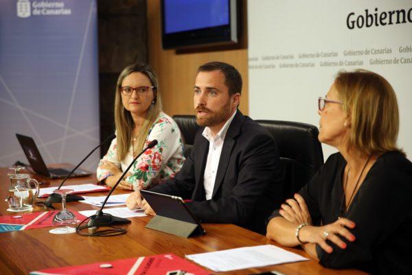 700 mil euros para 'DeportistAs', la campaña del Gobierno de Canarias