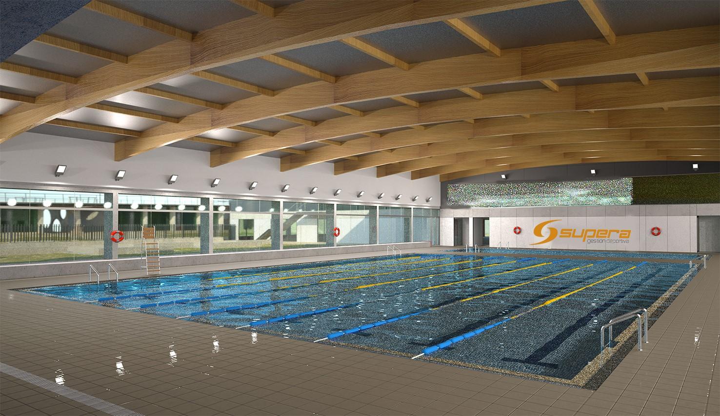 Supera arranca tres proyectos de nuevos gimnasios