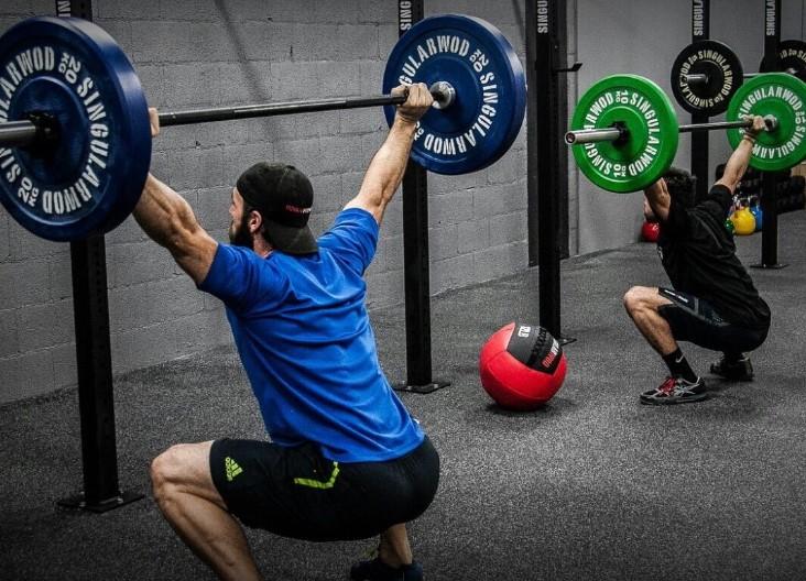 La Milla Sport suministra el pavimento del box CrossFit G2
