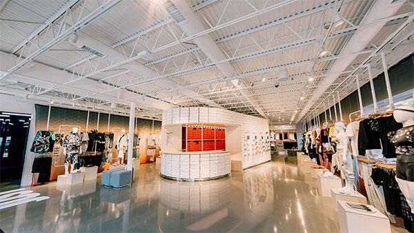 Nike se alía con El Corte Inglés para abrir su tienda más futurista en Barcelona