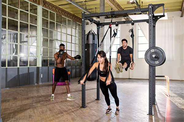 Las exportaciones de Aerobic & Fitness ya suponen el 29% de su facturación
