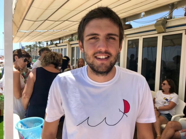 Oriol Carrasco, el cuarto eslabón de la saga patinista más longeva