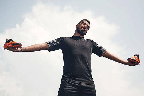 Puma ficha a Luis Suárez como nueva imagen de la marca
