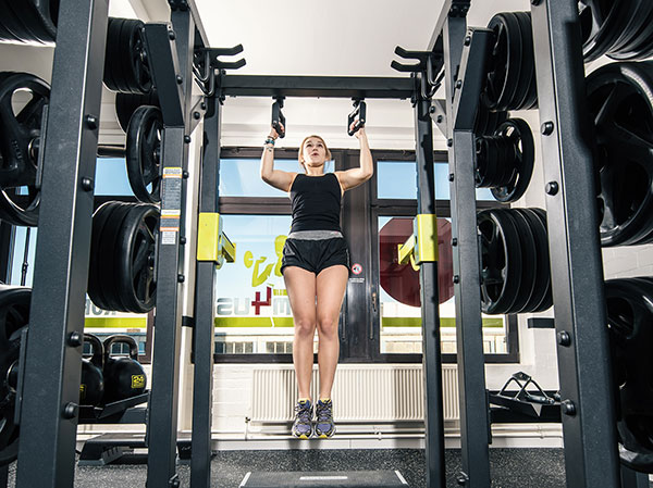 Rocfit amplía su oferta de musculación con DHZ Fitness