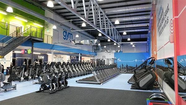 The Gym Group crece un 36% tras la adquisición de 13 easyGym