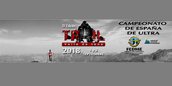 El Valle de Tena se prepara para el Campeonato de España Ultra Fedme