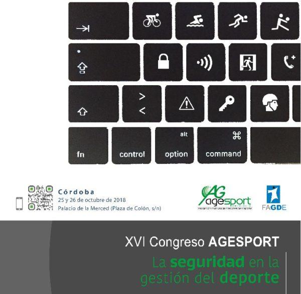 Agesport organiza su XVI Congreso