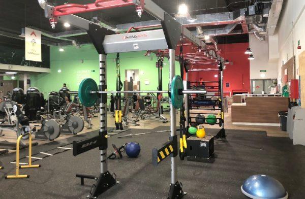 Altafit Vitoria crea un espacio funcional con BH Fitness