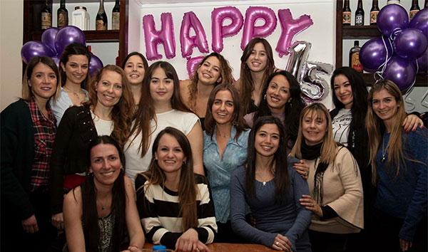Embarazo Activo celebra su 15º aniversario