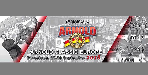 Mika Sihvonen se une al cartel del Arnold Classic Europe 2018