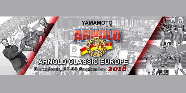 Arnold Classic Europe 2018 calienta motores