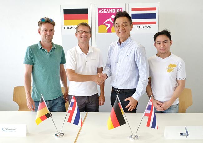 Eurobike organiza una nueva feria profesional en Tailandia