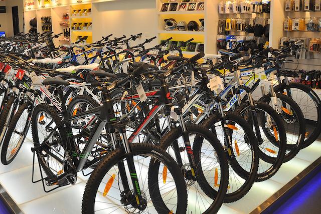 La producción de bicicletas en Europa bajó un 3,8% en 2017