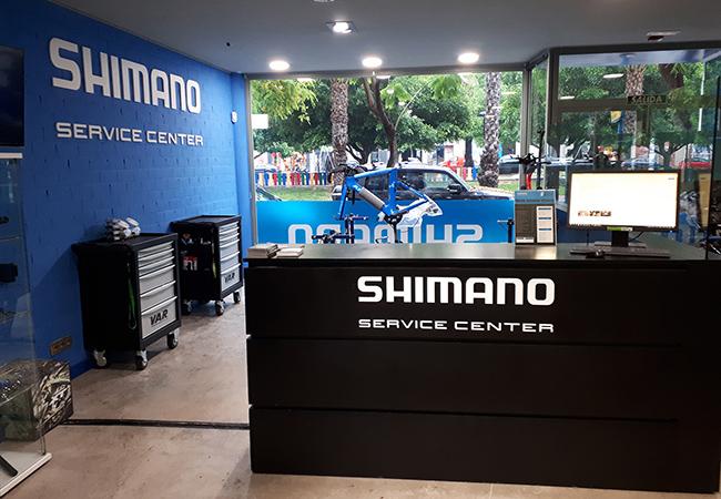 Shimano prevé alcanzar los mil Shimano Service Centers en Europa en 2020