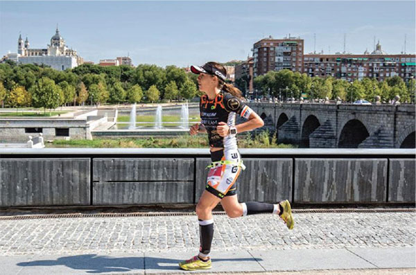 Madrid celebra su III Challenge Triathlon con marcado acento femenino