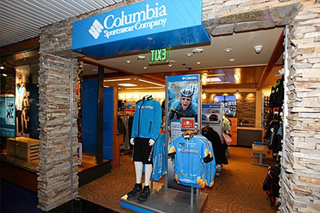 Columbia reestructura su red comercial y crea nuevos showrooms