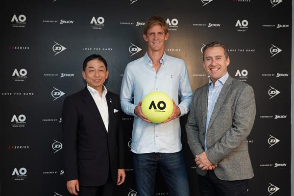 El Open de Australia se jugará con bolas Dunlop