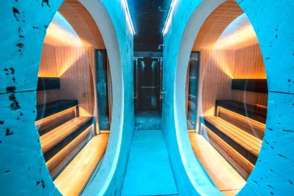 El Centro Talaso-Sport La Perla estrena circuito de spa y saunas