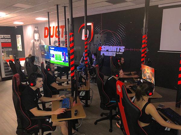 Duet da un paso más en su apuesta por los eSports y crea el proyecto eFitners