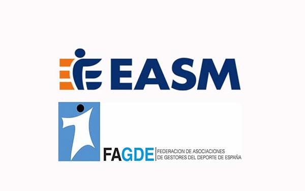 Fagde se integra en la Asociación Europea para la Gestión del Deporte