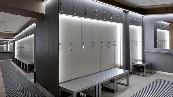 Thomas Wellness Group se refuerza en vestuarios con Fit Interiors