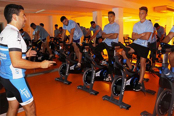 Fit4Life impartirá el módulo de ciclo indoor del FP de técnico deportivo de Escola Pia