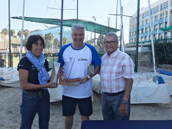 Ramón Puigoriol gana el Trofeu La Mercè 2018