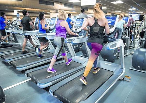 """""""El control está pasando de forma acelerada de los gimnasios a los clientes"""""""